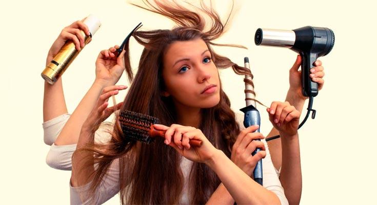 Как придать объем волосам у корней в домашних условиях