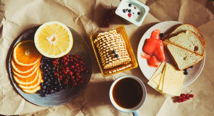 Полезные завтраки на каждый день правильное питание рецепты