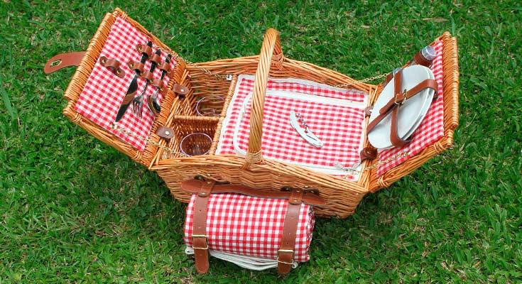 Что взять с собой на пикник из еды список