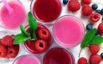 Напитки для похудения и очищения организма в домашних условиях