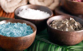 Маска из голубой глины для лица в домашних условиях